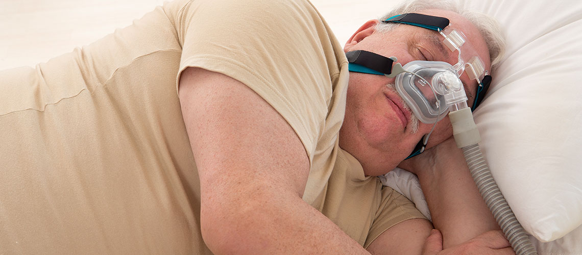 cpap - obstructive sleep apnea